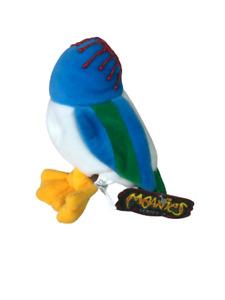 VTG 1998 Meanies Series 2 Donnie Didn't Duck Plush Stuffed Animal Bird Headless