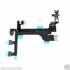 iPhone 5C Internal Power On Off Volume Control Button Mic Flex Cable Ribbon