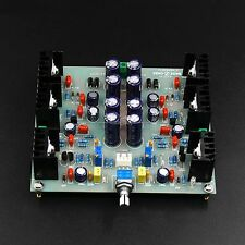 JLH HOOD 1969 Class A Headphone Amplifier Small Power Amplifier Pre-amp DIY KITS