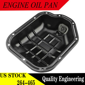 Front Lower Engine Oil Pan 264-465 For Nissan Murano V6 3.5L Sport Utility