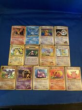 Pokemon Japanese Holo Lot Fossil Gym Challange Jungle Dragonite Team Rocket