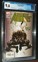 THE NEW AVENGERS #11 2005 Marvel Comics CGC 9.6 NM+ White Pages
