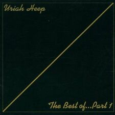 Uriah Heep Best of..part 1 (15 tracks) [CD]