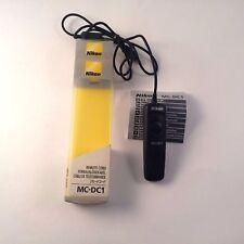 Genuine Nikon Remote Shutter Release Cord MC-DC1 with Box