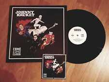 JOHNNY ROCKET - Come a little Closer LP (incl. CD) Punk Rockabilly Psychobilly