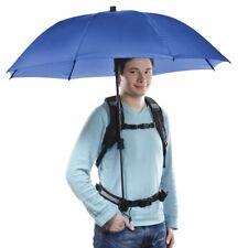 walimex pro Swing handsfree Regenschirm Freihandschirm marine mit Tragegestell