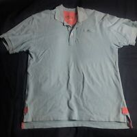 Orvis Men's Rugby Polo Shirt Size Medium Mint Fishing Fly Fisherman