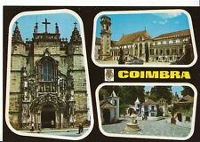 Portugal Postcard - Coimbra - Igreja De Sta Cruz, Universidade   2370