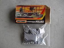 Vintage Matchbox Supermarine Walrus Airplane Model Kit MIB