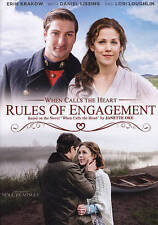 When Calls the Heart: Rules of Engagement (DVD) Erin Krakow   [BRAND NEW SEALED]