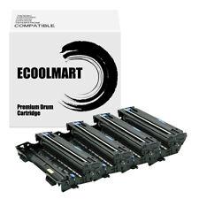 4PK Drum Cartridge fits Brother DR400 HL-1240 HL-1250 HL-1270 HL-1435 HL-1450