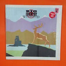 """BIG COUNTRY Wonderland  4228188351M1 Sterling 12"""" EP Vinyl VG++ Cover Shrink"""