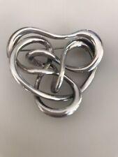 Pin Brooch - Stunning! Angela Cummings Sterling Silver