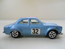 CORGI JUNIORS - WIZZWHEELS - FORD ESCORT MK1 RALLY RACE CAR - 1/64 (LOOSE)