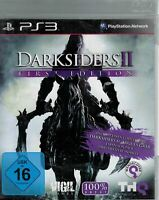 Darksiders II - First Edition [video game]