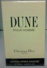 Dune Pour Homme by Christian Dior 100ml 3.4oz After-Shave in original sealed box
