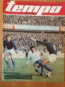 sport magazine TEMPO #152 football Dragan Holcer NK Hajduk Split Yugoslavia 1969