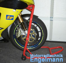 Motorrad Montageständer Vorn Lenkkopf Ständer Front NEU