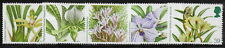 GREAT BRITAIN   1993    Flowers      MNH-VF  #  Y.T.  1663-7