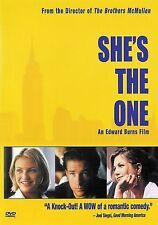 She's The One ~ Jennifer Aniston Cameron Diaz ~ DVD WS FS ~ FREE Shipping USA
