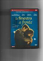 """RAOUL BOVA,GIOVANNA MEZZOGIORNO  - FILM """"LA FINESTRA DI FRONTE"""" DVD COME NUOVO"""