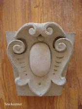 Bloccato -Facciata- Stile barocco- Pietra media calcestruzzo per Porta Finestra