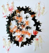 200 Pcs HALLOWEEN Novelty Toy Asstd FINGER MONSTER Party Favor PINATA Loot NIP