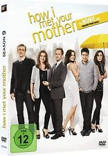 HOW I MET YOUR MOTHER, Season 9 (3 DVDs) NEU+OVP
