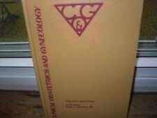 Clinical Obstetrics and Gynecology High Risk Obstetrics Edgar Makowski 1978