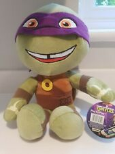 Nickelodeon Play by Play Teenage Mutant Ninja Turtles Plush 30cm NEW With Tags