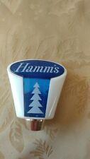 Hamm's Short Beer Tap Handle