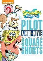 Spongebob Squarepants: Pilot Mini-Movie & [New DVD] Full Frame, Sensormatic