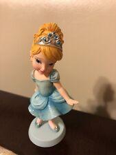disney showcase little princess cinderella figurine