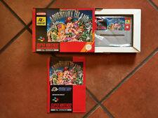 Super Adventure Island PAL per Super Nintendo