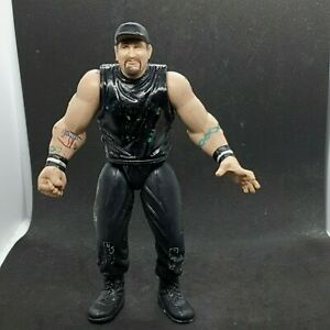 WWE WWF Superstar Road Dogg Jesse James Vintage Action Figure Jakks Pacific 1998