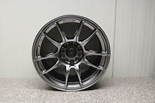 4 x  MOTEC NITRO MCR1-10018 HYPER BLACK 10x18 ET 24 LK 10x120 BMW Challenge