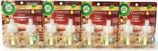 4 Packs Air Wick 1.34 Oz Sugar Cookies Frag 2 Ct Scented Essential Oil Refills