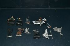 Games Workshop Lord of the rings good miniatures, lot de figurines B