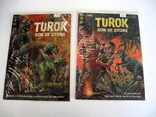 *TUROK SON OF STONE LOT 11 Books Guide $233.50