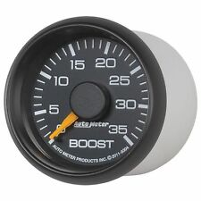 Boost Gauge-Chevy Factory Match AUTOZONE/AUTOMETER 8304