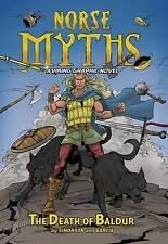 The Death of Baldur (Norse Myths: Norse Myths: A Viking Graphic Novel),Simonson,