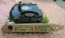 Dell / NVIDIA Quadro FX 3450 256MB Dual DVI PCIe Video Graphics Card T9099