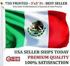 3x5 Mexico Flag Mexican Banner Pennant Bandera New Indoor Outdoor