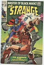 Marvel Comics:Dr. Strange #182 (1st Series) The Juggernaut! VF+