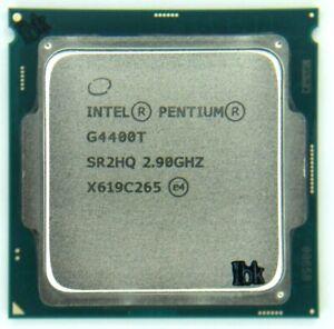 Intel Pentium G4400T Dual-Core 2.9 GHz Socket 1151 SR2HQ Processor w/Grease