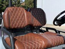 Bitchin Golf Carts Golf Cart Custom Front Seat -Fabric, Vinyl, Leather