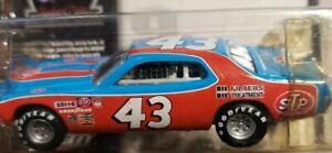 RICHARD PETTY #43 STP 1975 WINSTON CUP CHAMPION 1975 CHARGER 1:64 NEW and rare