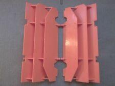 KTM Radiator Guards 125 200 250 300 360 380 400 520 540 620 EXC MXC SX SC
