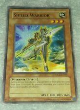 Yugioh Shield Warrior TDGS-EN005 Rare MP Unlimited