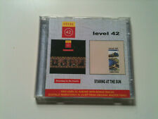 "Level 42 ‎– Running In The Family / Staring At The Sun - 2 CD´s (Bonus 12""Mixes"